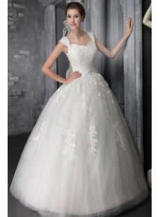 Exquisite Off White 2013 Cheap Ball Gown Prom Dresses 2584