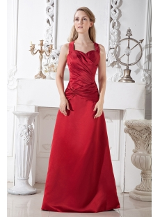 Halter Bridesmaid Dresses Cheap Online 2012