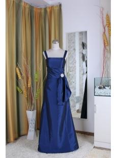 Mermaid / Trumpet Strapless Long / Floor-Length Taffeta Mother of The Bride Dress 5364