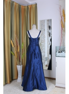 Mermaid / Trumpet Strapless Long / Floor-Length Taffeta Mother of The Bride Dress 5364