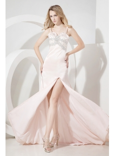 Pink Sexy Evening Gown for Pageant