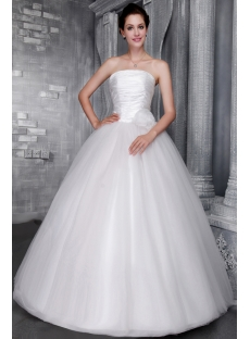Strapless Cheap Sweet 16 Ball Gown Dresses 2456