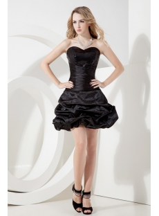 Sweetheart Little Black Dress Sweet 16
