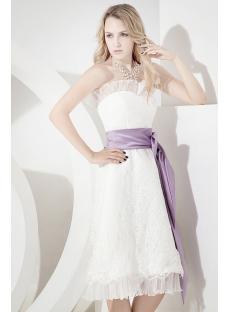 Images 201306 Small Tea Length Beach Wedding Dresses