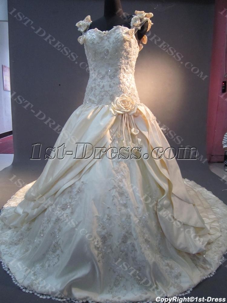 images/201306/big/A-Line-Non-Strapless-Satin-Plus-Size-Wedding-Dress-2203-1623-b-1-1370381843.jpg