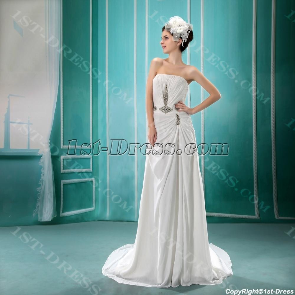 images/201306/big/A-Line-Strapless-Court-Train-Chiffon-Wedding-Dress-With-Ruffle-Beadwork-2125-b-1-1372234586.jpg