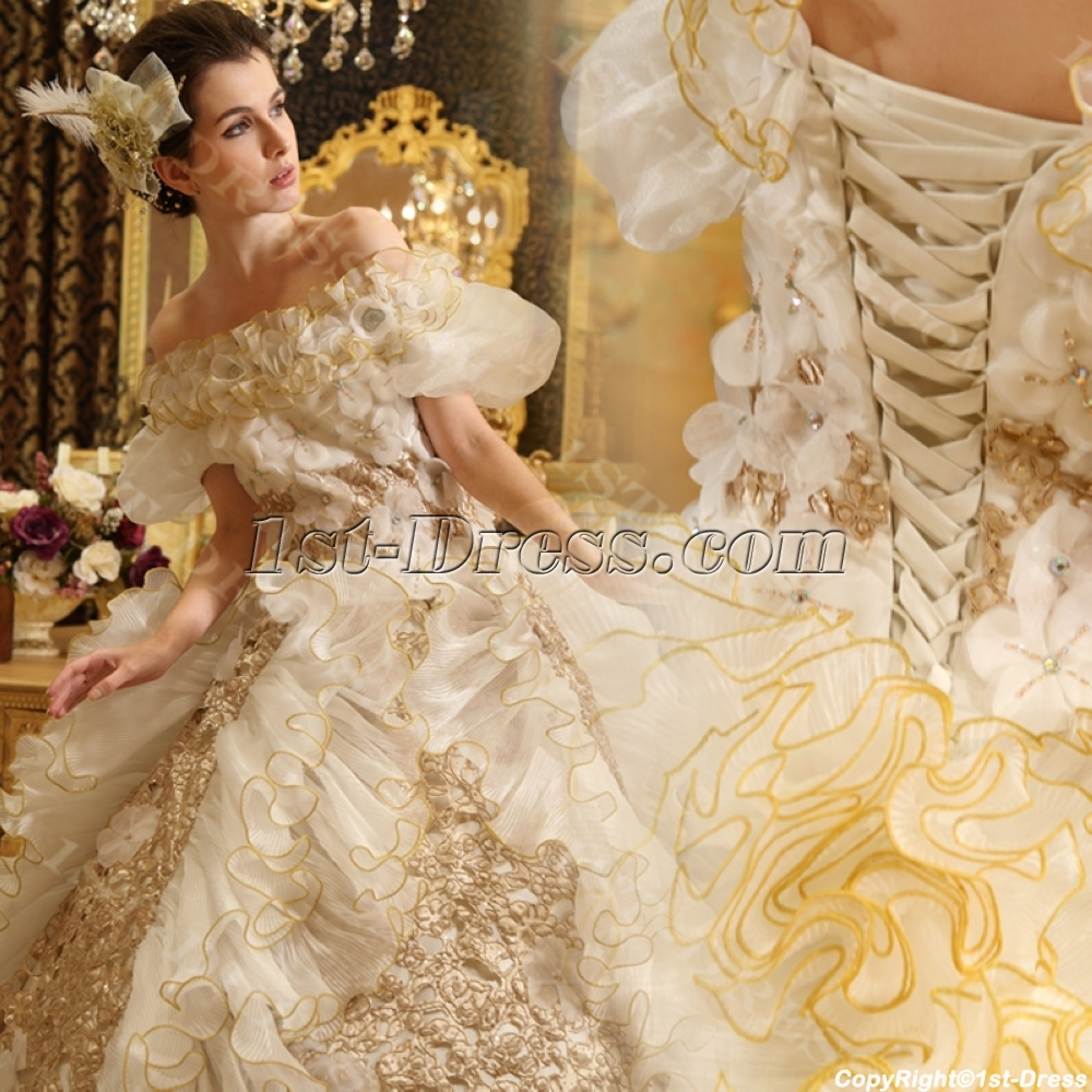 images/201306/big/A-Line-Sweetheart-Chapel-Train-Satin-Organza-Wedding-Dress-With-Embroidery-Lace-Beadwork-2058-b-1-1371827601.jpg