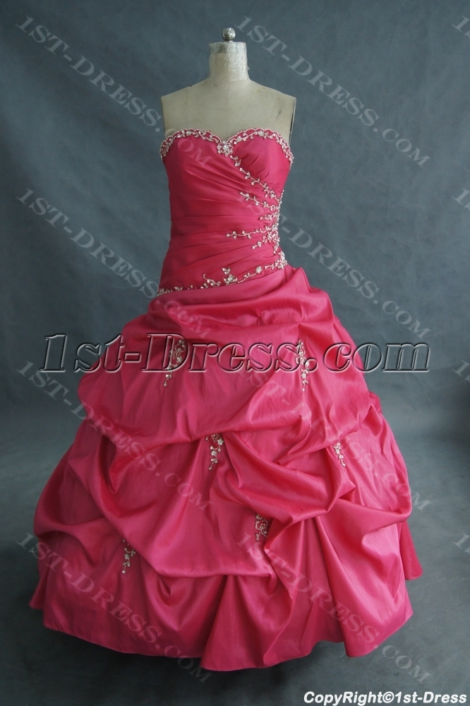 images/201306/big/Ball-Gown-Floor-Length-Taffeta-Quinceanera-Dress-With-Embroidered-Beading-01674-1647-b-1-1370438572.jpg