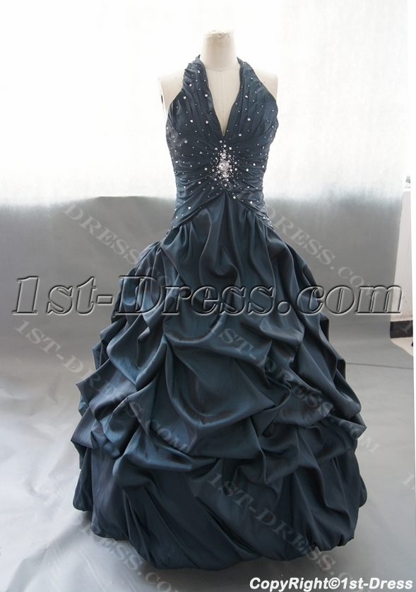 images/201306/big/Ball-Gown-Halter-Floor-Length-Satin-Sequined-Quinceanera-Dress-With-Ruffle-02537-1662-b-1-1370445642.jpg