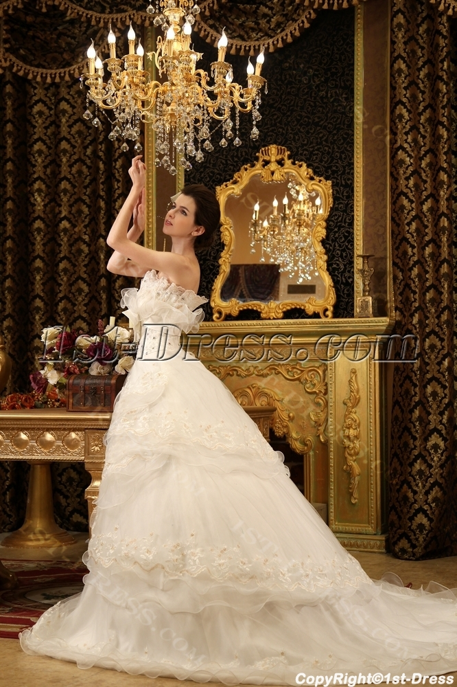 images/201306/big/Ball-Gown-One-Shoulder-Cathedral-Train-Organza-Wedding-Dress-With-Ruffle-Flower(s)-H-142-2010-b-1-1371763572.jpg