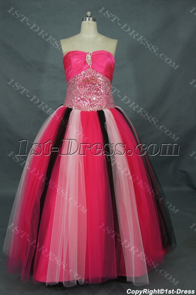 images/201306/big/Ball-Gown-Princess-Strapless-Long---Floor-Length-Taffeta-Tulle-Quinceanera-Dress-01314-1791-b-1-1370807125.jpg