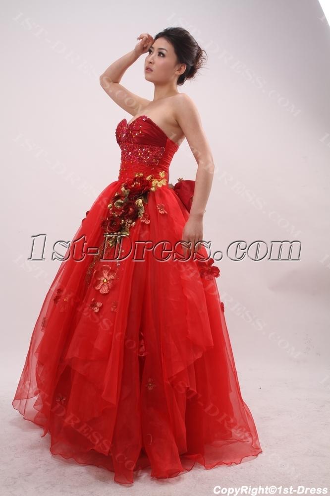 images/201306/big/Ball-Gown-Princess-Strapless-Sweetheart-Taffeta-Organza-Quinceanera-Dress-3880-1930-b-1-1371503543.jpg