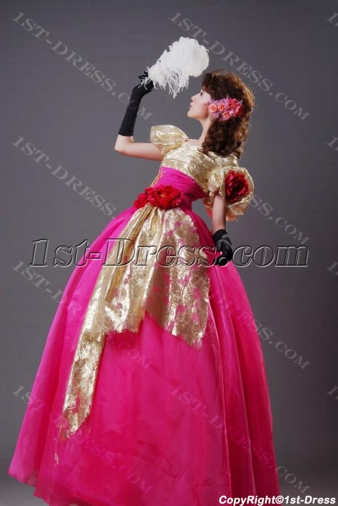 images/201306/big/Ball-Gown-Princess-Sweetheart-Off-the-Shoulder-V-Neck-Long---Floor-Length-Satin-Organza-Quinceanera-Dress-H02-1895-b-1-1371242255.jpg