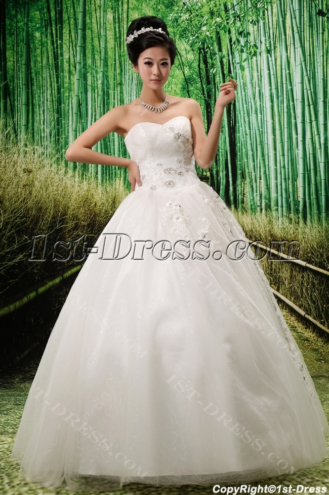 images/201306/big/Ball-Gown-Strapless-Satin-Tulle-Wedding-Dress-With-Ruffle-Lace-Beadwork-2069-b-1-1371843397.jpg