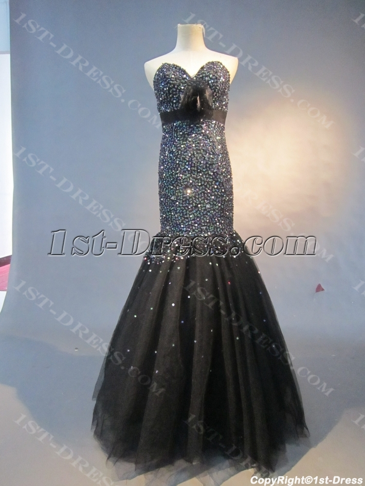 images/201306/big/Black-Floor-Length-Satin-Tulle-Quinceanera-Dress-1517-1592-b-1-1370366504.jpg