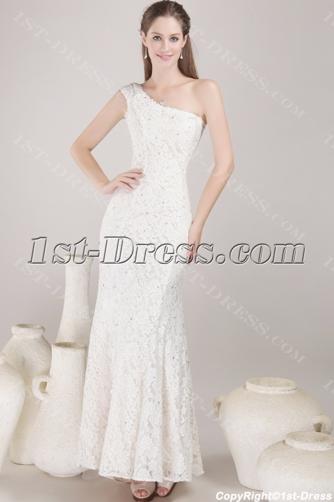images/201306/big/Cap-Sleeve-One-Shoulder-Lace-Bridal-Gown-with-Slit-1780-b-1-1370774461.jpg