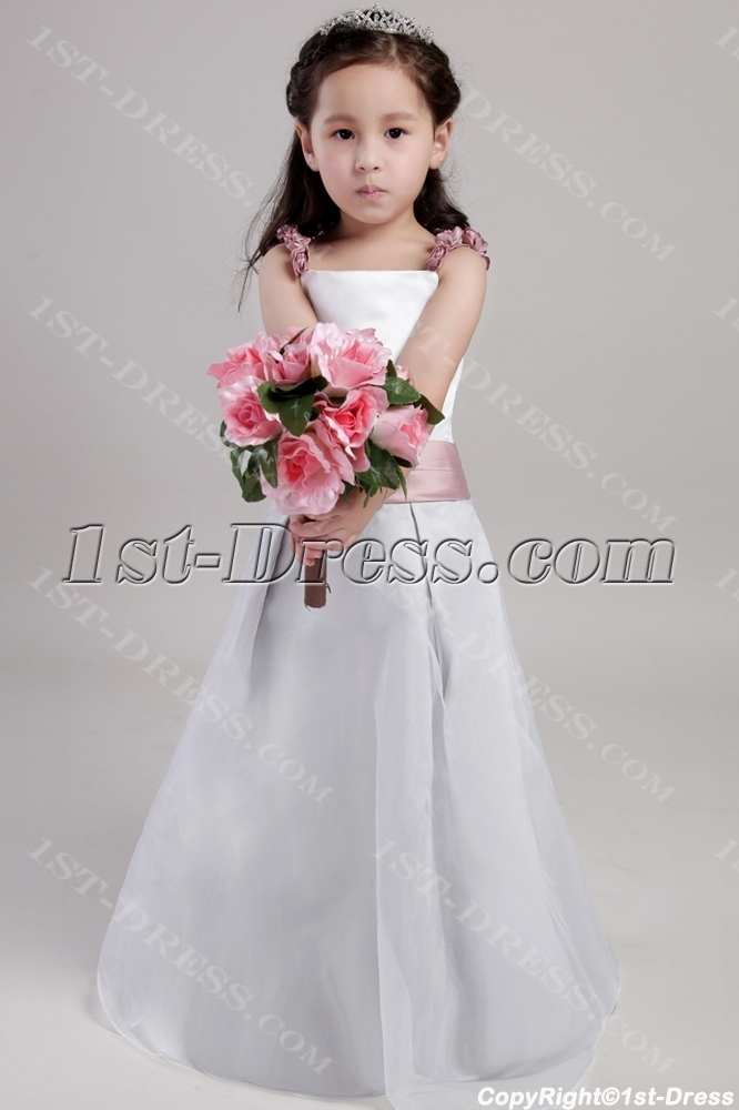 Girls Flower Girl Dresses