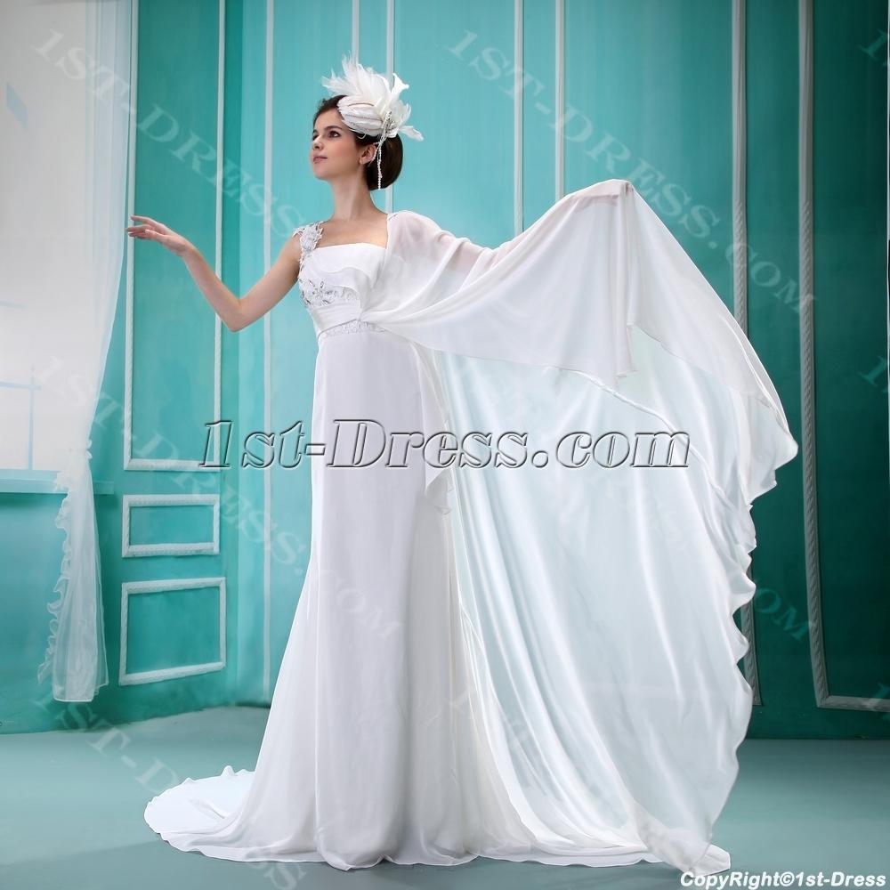images/201306/big/Empire-One-Shoulder-Court-Train-Chiffon-Charmeuse-Beach-Wedding-Dress-F-131-1969-b-1-1371678017.jpg