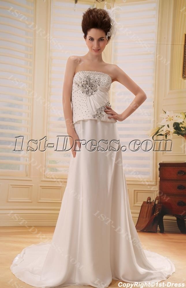 images/201306/big/Empire-Sweetheart-Court-Train-Chiffon-Wedding-Dress-With-Ruffle-2114-b-1-1372186480.jpg