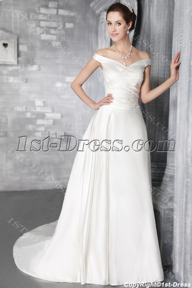 images/201306/big/Ivory-Off-Shoulder-Mature-Bridal-Gown-2842-1741-b-1-1370620946.jpg