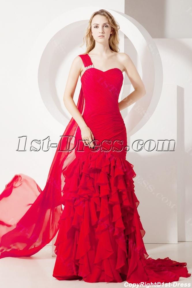 images/201306/big/One-Shoulder-Red-Chiffon-Mermaid-Celebrity-Gown-2172-b-1-1372576704.jpg
