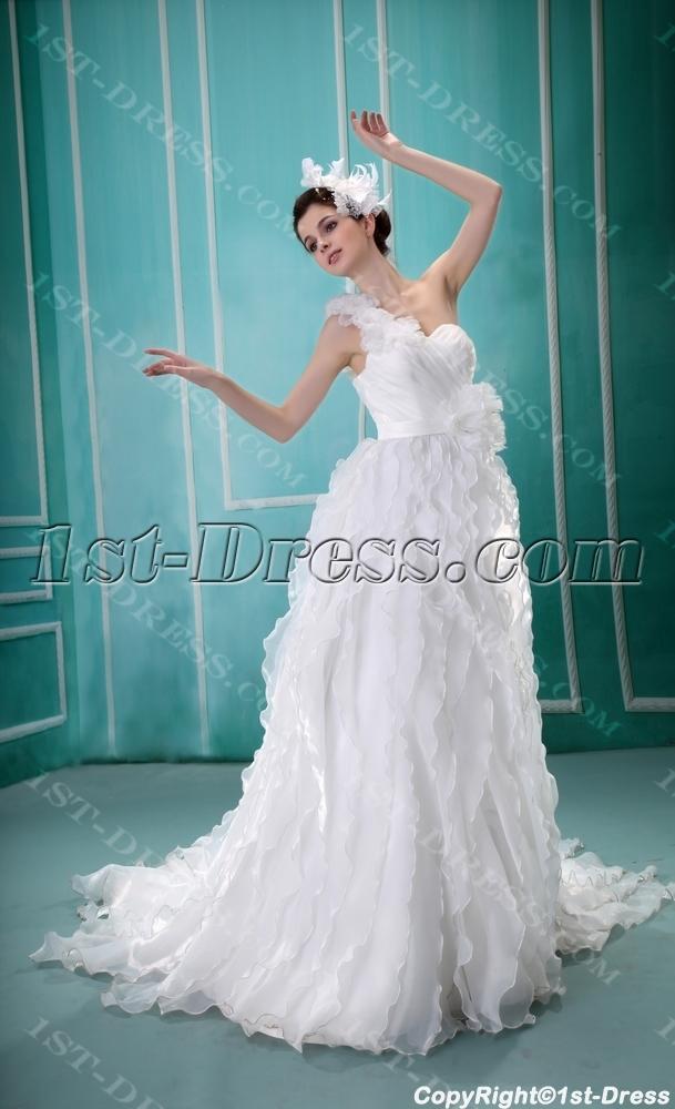 images/201306/big/One-Shoulder-Sweep-Train-Satin-Organza-Wedding-Dress-With-Sashes-F-118-1962-b-1-1371672271.jpg