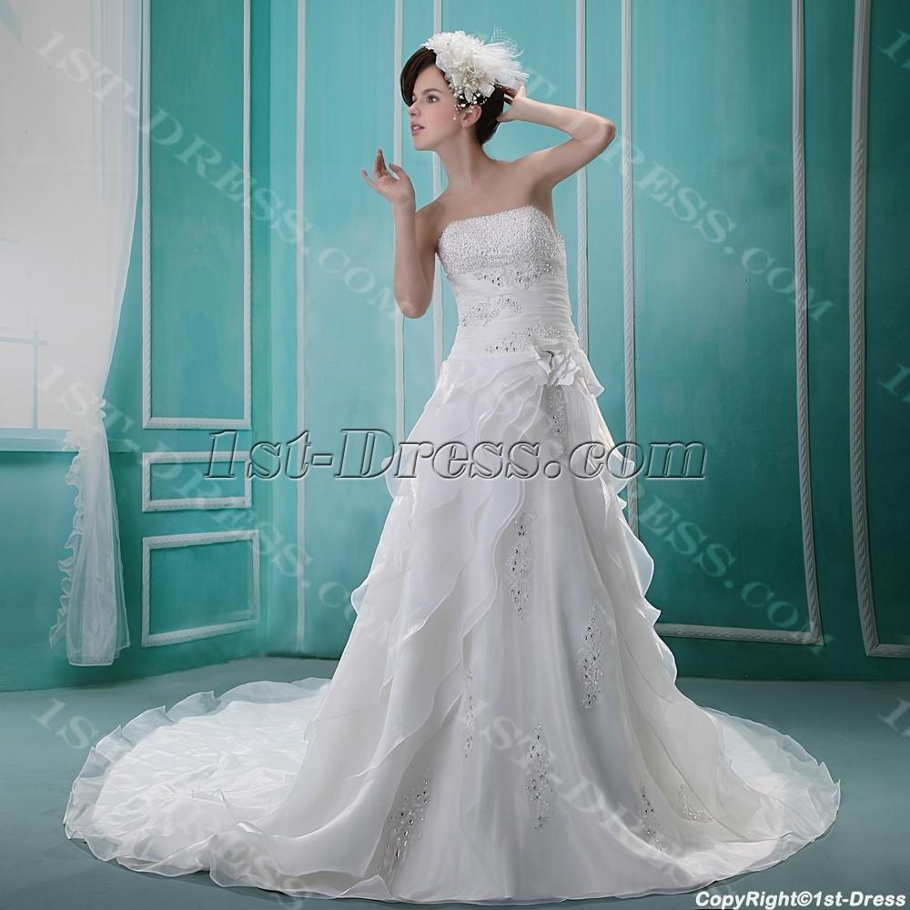 images/201306/big/Sheath-Column-Sweetheart-Court-Train-Chiffon-Wedding-Dress-With-Ruffle-H-017-1986-b-1-1371740330.jpg