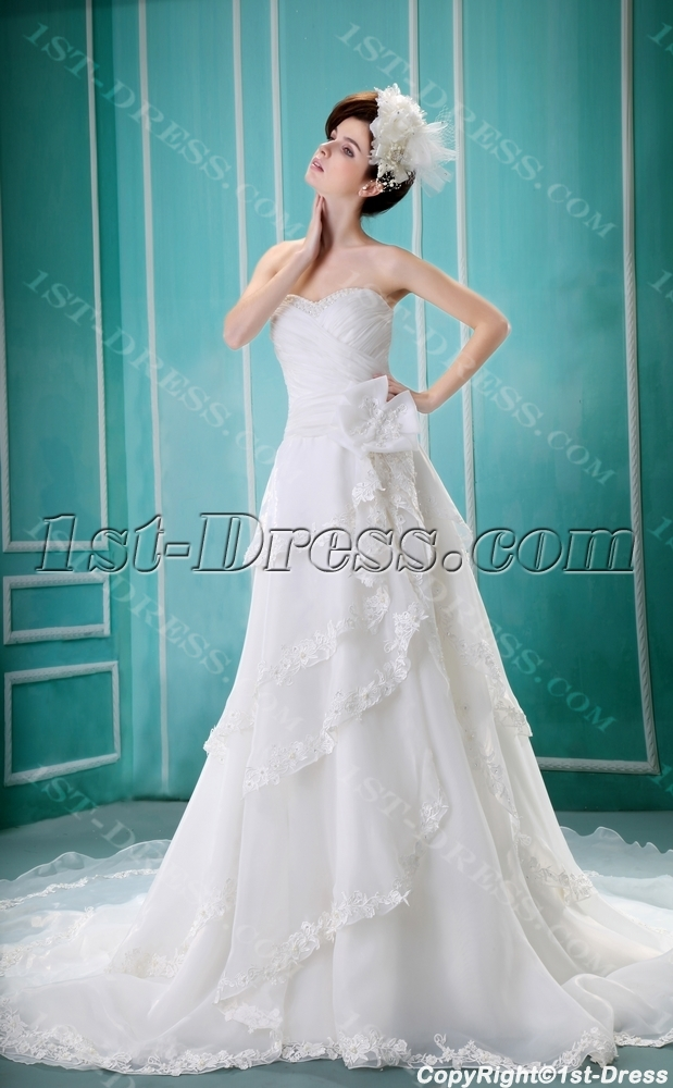 images/201306/big/Sheath-Column-Sweetheart-Court-Train-Organza-Wedding-Dress-With-Ruffle-Beadwork-H-127-2003-b-1-1371759265.jpg