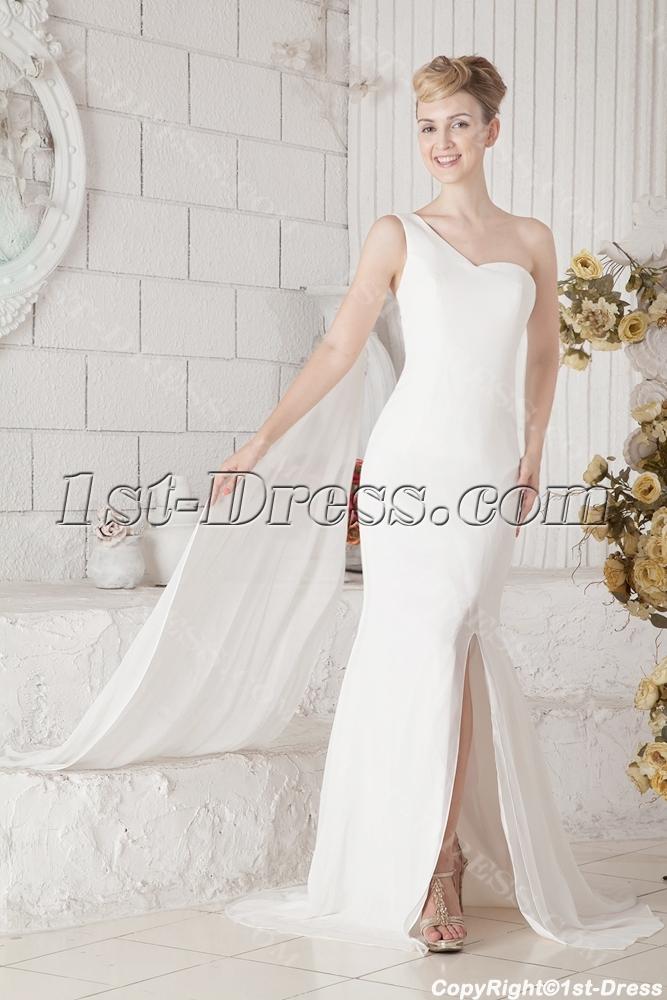 images/201306/big/Sheath-One-Shoulder-Mature-Bridal-Gown-2054-b-1-1371826646.jpg