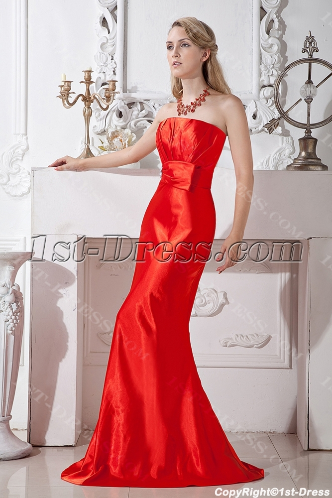 images/201306/big/Simple-Cherry-Red-Sheath-Bridesmaid-Gown-1908-b-1-1371293149.jpg