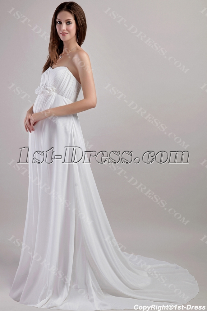 http://www.1st-dress.com/images/201306/source/Simple-Chiffon-Pregnant-Wedding-Dress-with-Empire-1958-1545-b-1-1370261989.jpg