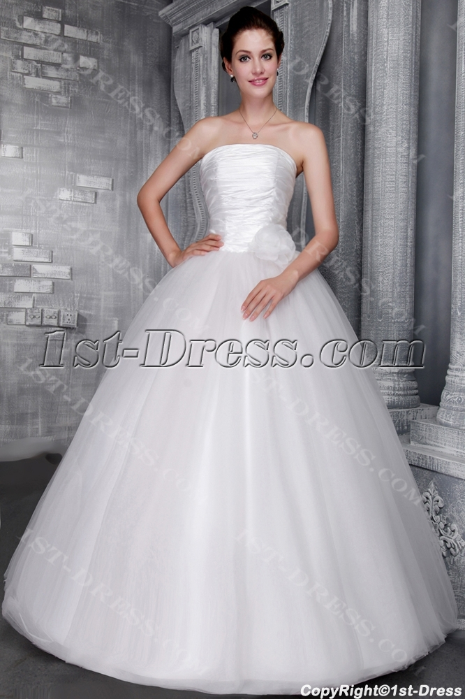 Strapless Cheap Sweet 16 Ball Gown Dresses 2456:1st-dress.com