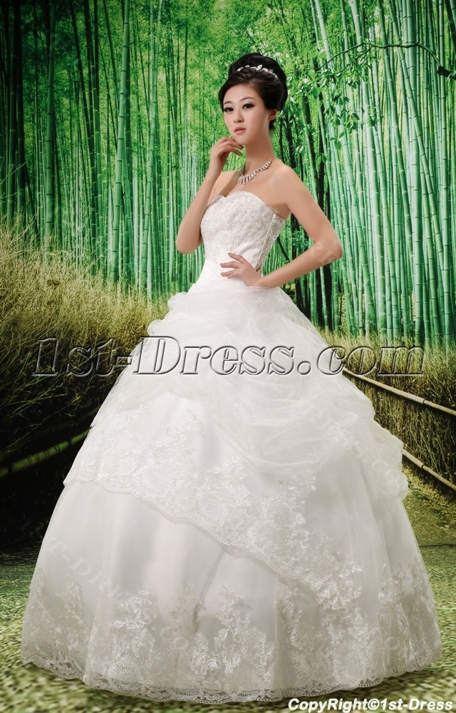 images/201306/big/Strapless-Floor-Length-Satin-Organza-Wedding-Dress-With-Ruffle-Lace-Beadwork-2071-b-1-1371844747.jpg