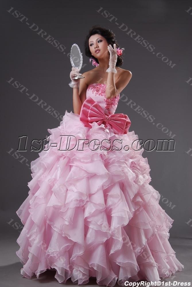 images/201306/big/Strapless-Sweetheart-Long---Floor-Length-Satin-Organza-Quinceanera-Dress-2220-1913-b-1-1371311219.jpg