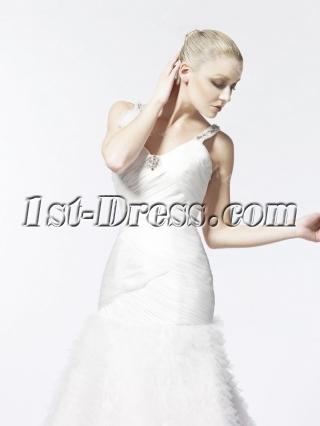 2014 Mermaid Princess Wedding Dresses