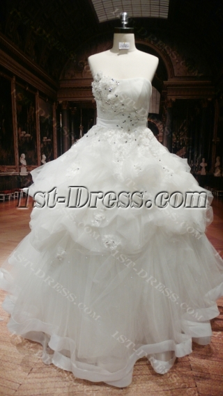 Beautiful Plus Size Designer Wedding Gowns