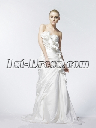 Simple 2014 Spring Bridal Gowns