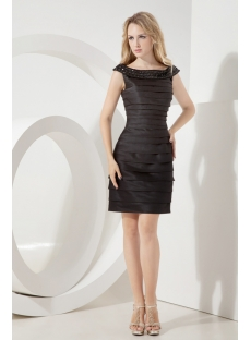 2013 Little Black Bandage Party Dress