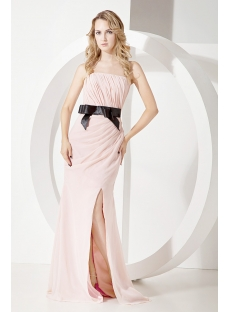 Coral Sexy Mother of Bridal Formal Dress