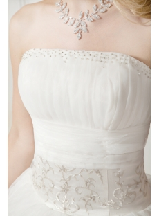 Elegant Ivory Princess Quinceanera Dress with Embroidery