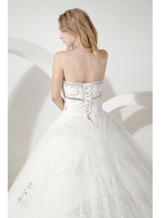 Exclusive Luxury Bridal Gown 2014