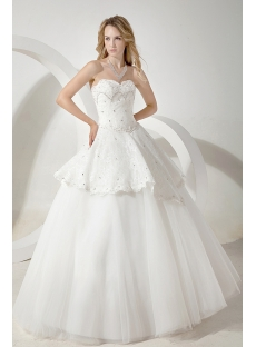 Glamorous Sweetheart 2013 Ball Gown Dress for Party