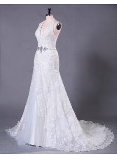 images/201307/small/Halter-Brilliant-Lace-Plus-Size-Bridal-Gown-2468-s-1-1375105325.jpg