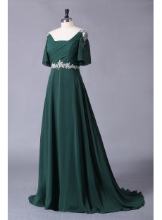 Plus Size Green Dress