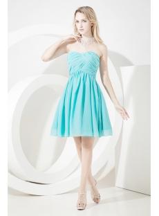 Lovely Sweetheart Junior Prom Dress Short