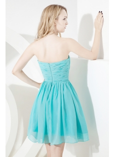 Lovely Sweetheart Junior Prom Dress Short