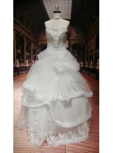Plus Size Informal Wedding Gowns Dress