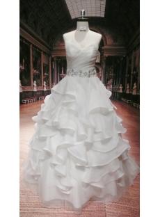 Sweetheart Plus Size Destination Wedding Gowns