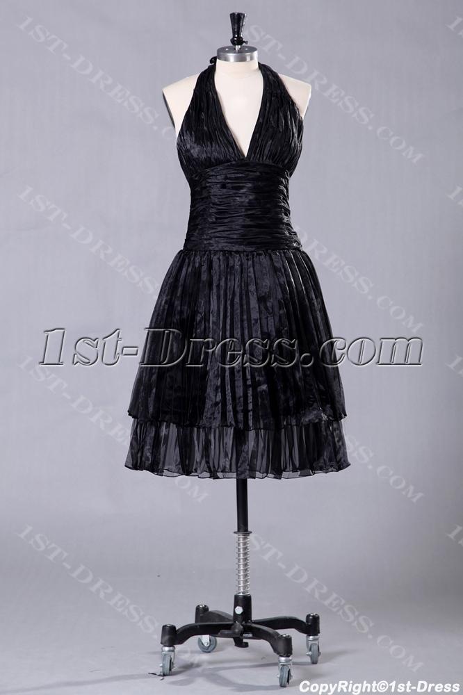 images/201307/big/Black-Halter-Short-Beach-Bridesmaid-Dresses-2457-b-1-1375098309.jpg