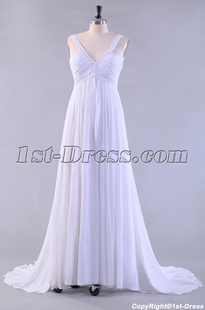 images/201307/big/Chiffon-V-Neckline-Empire-Bridal-Gowns-for-Plus-Size-2472-b-1-1375172477.jpg
